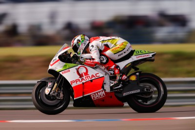 "Petrucci: ""I didn't have great race pace with the full tank"""