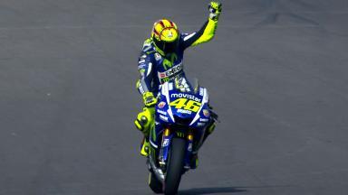 #ArgentinaGP: il punto di vista di Rossi