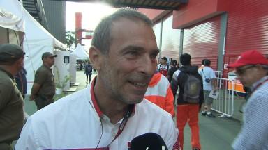 リビオ・スッポ:「これがレース」
