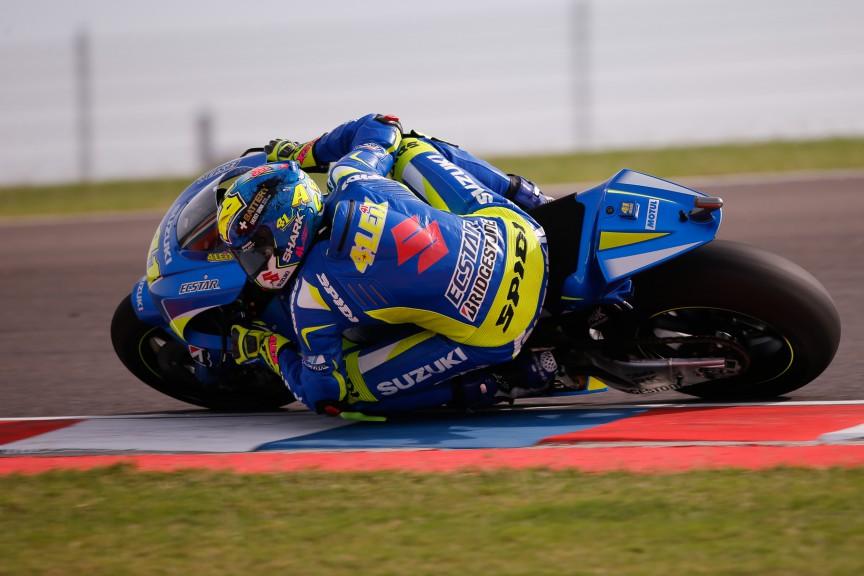 Aleix Espargaro, Team Suzuki Ecstar, ARG