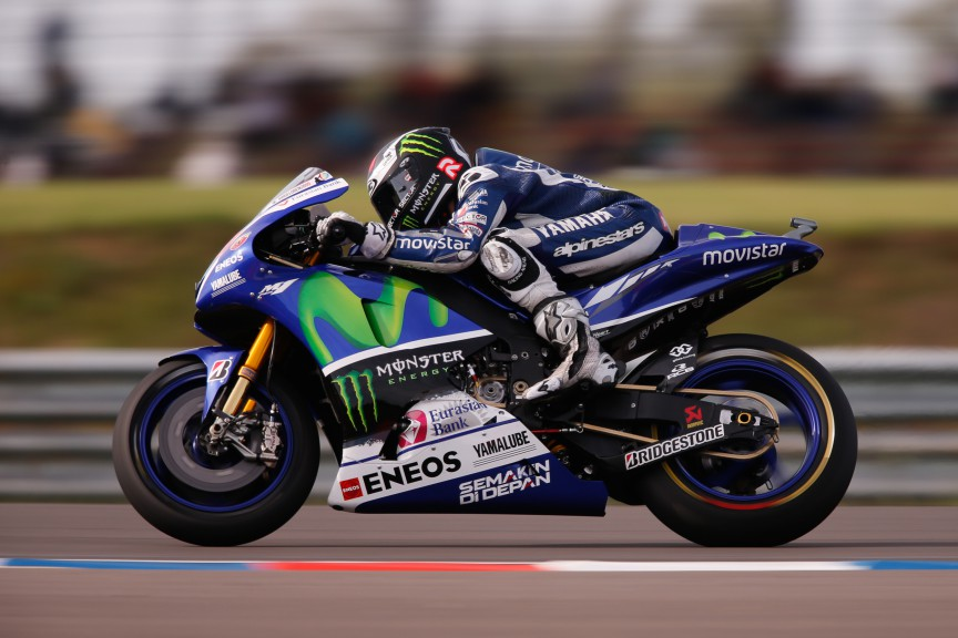Jorge Lorenzo, Movistar Yamaha MotoGP, ARG