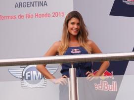Paddock Girls GP Red Bull de la República Argentina