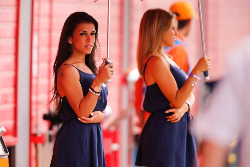 Foto – Foto Grid Girls GP Argentina 2015