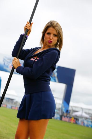 Paddock Girl, Red Bull de la República Argentina
