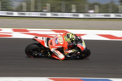 "Iannone: ""I will try and get even in the next race"""