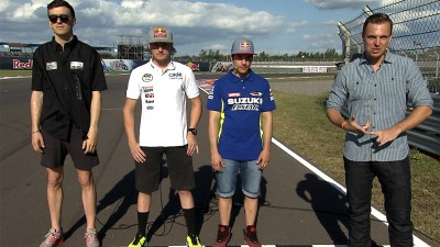 After The Flag #2: Lerne die MotoGP Rookies kennen