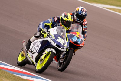 "Viñales: ""I tried to pass Efren in the last corner"""