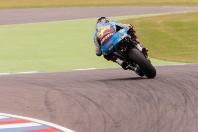 Redding retrouve le Top 10 en Argentine