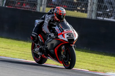 "Melandri: "" I had hoped to keep up with the group of riders"