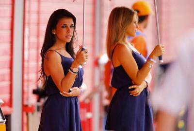 Las chicas del paddock del GP de Argentina