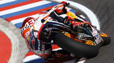 Marquez Blog: We missed a couple laps