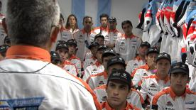 Chicho Lorenzo runs a training school called 'Lorenzo Competicion' designed to nurture and develop young aspiring riders of the future. He is currently launching a new initiative, focused specifically on developing young racers in the Latin America region.