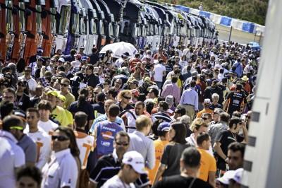 El turismo andaluz protagonista del Gran Premio en Jerez