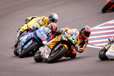 Close Moto2™ title battle heads to Europe