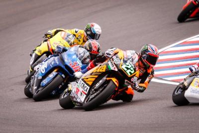 La battaglia della Moto2™ approda in Europa