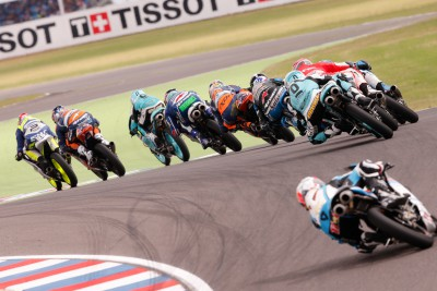 Which Moto3™ rider will turn 19 on race day in Jerez?