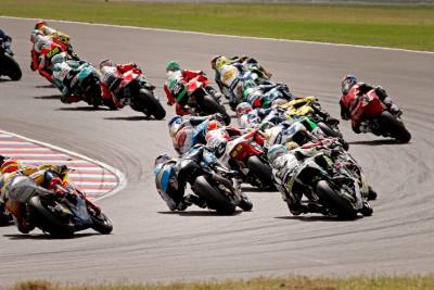 Les statistiques du Moto2™ pour l'épreuve de Jerez