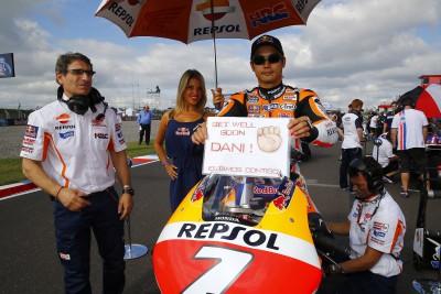 青山博一が第4戦スペインGPに参戦