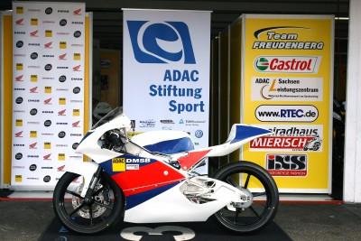 Pilotprojekt Moto3 North Europe Cup auf dem Sachsenring
