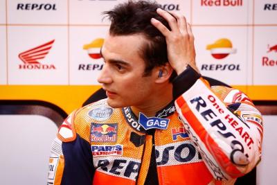 ペドロサが第4戦スペインGPを欠場