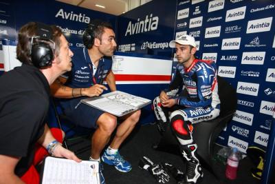"Barbera: ""Jerez is always special"""