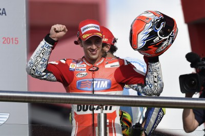 "Dovizioso: ""Jerez is one of the toughest tracks for Ducati"""