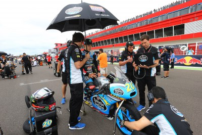 """Quartararo: """"We are going to a track I know very well"""""""