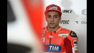 "Iannone: ""It's not going to be an easy weekend"""