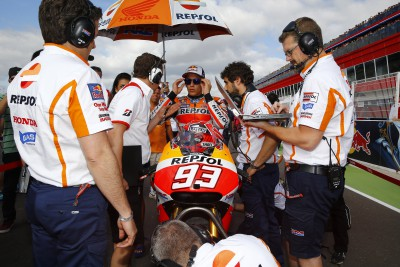"""Marquez: """"The wound is healing well and looking good"""""""