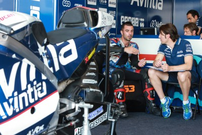 "Di Meglio: ""The first three races have been tough for us"""