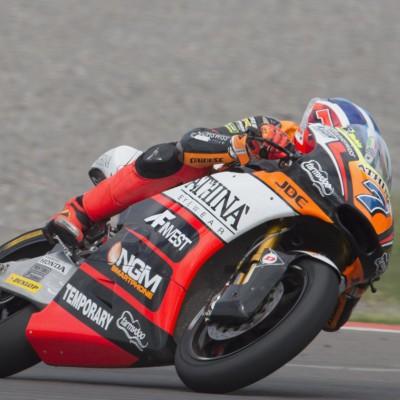Baldassarri: 'Non vedo l'ora di tornare in pista a Jerez'