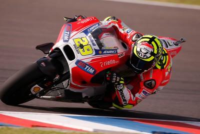 Iannone: ' A Jerez proverò a vincere di nuovo'