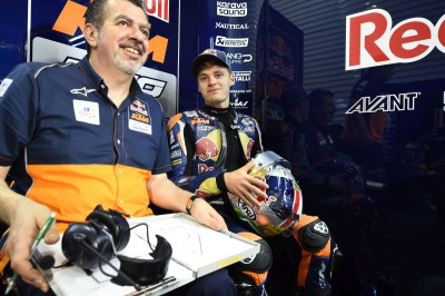 "Binder: ""I have much more confidence with the bike"""