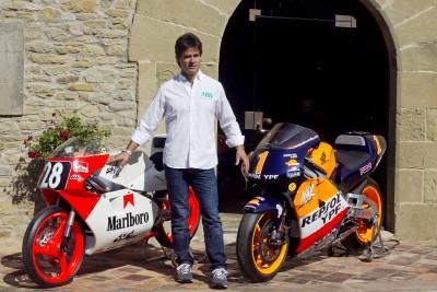 Crivillé: 'Espero una lucha frenética entre Márquez y Rossi'