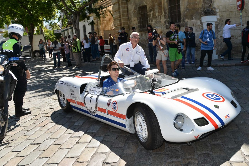 Exhibition Opening Motorsport Legends1969-2015, Jerez Pre-Event