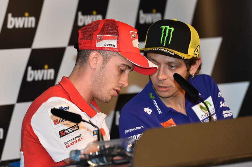Gran Premio bwin de España Press Conference