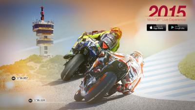Suivez le #SpanishGP avec l'App MotoGP™ Live Experience