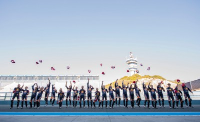Jerez is hot for the start of the 2015 Rookies Cup season