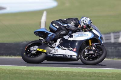 "Krummenacher: ""I head to Jerez highly motivated"""
