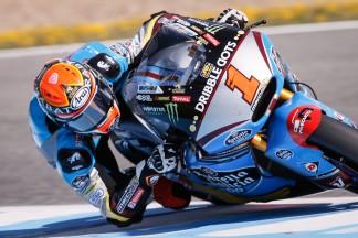 Rabat se impone en la FP1 de Moto2™