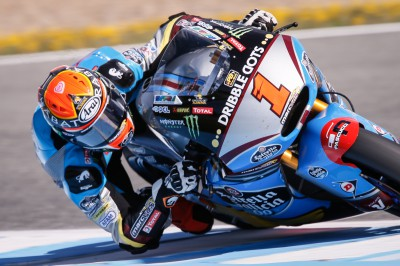 Rabat, Lowes & Corsi lead the way in Moto2™ FP1
