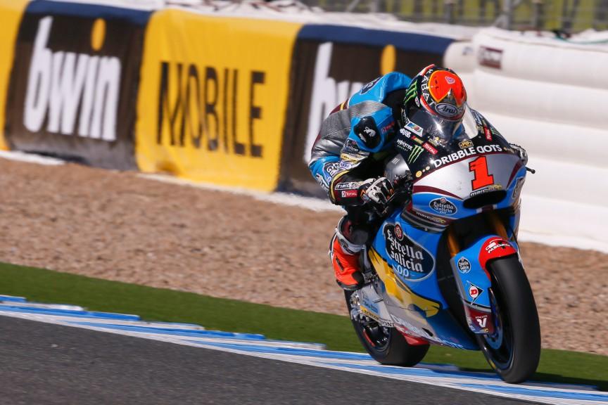 Tito Rabat, EG 0,0 Marc VDS, Jerez FP2