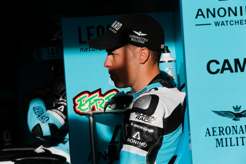 Efren Vazquez, Leopard Racing, Jerez FP2
