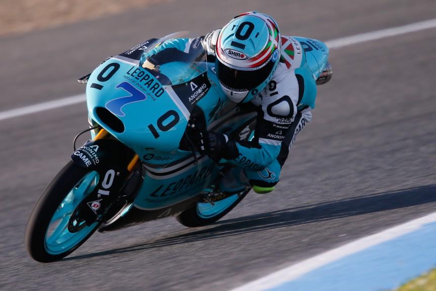 Efren Vazquez, Leopard Racing, Jerez FP1