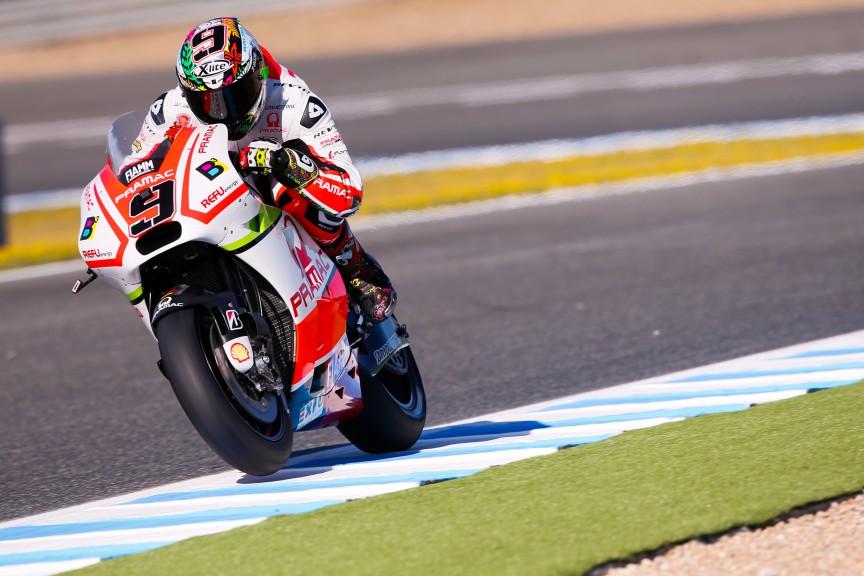 Danilo Petrucci, Pramac Racing, Jerez FP2