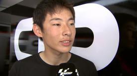 鈴木竜生が初日総合30番手だった初日を振り返る。