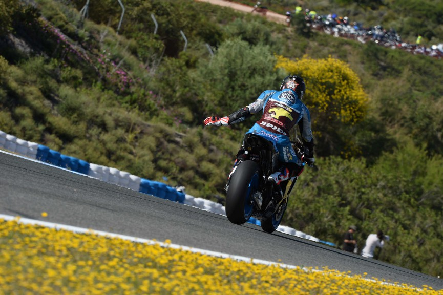 Scott Redding, EG 0,0, Marc VDS, Jerez FP1