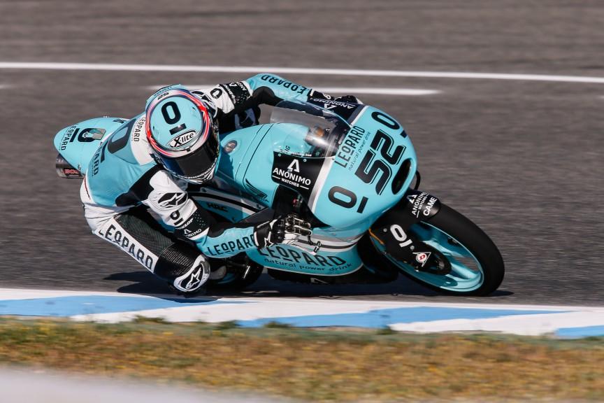Danny Kent, Leopard Racing, Jerez
