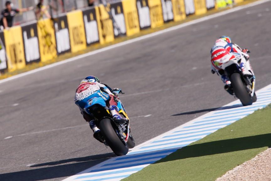 Alex Marquez, Estrella Galicia 0,0 Marc VDS, Jerez FP2