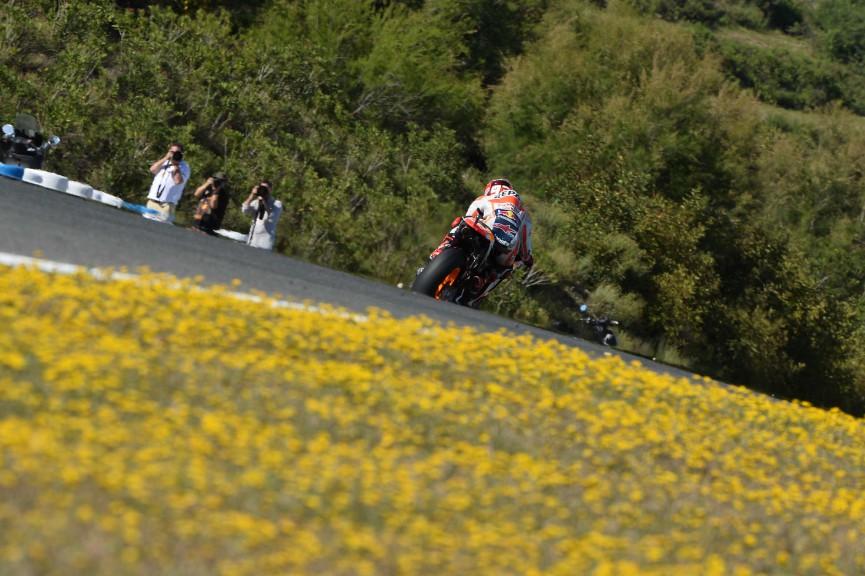 Marc Marquez, Repsol Honda Team, Jerez FP1